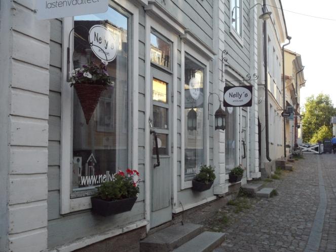 old town poorvo finland