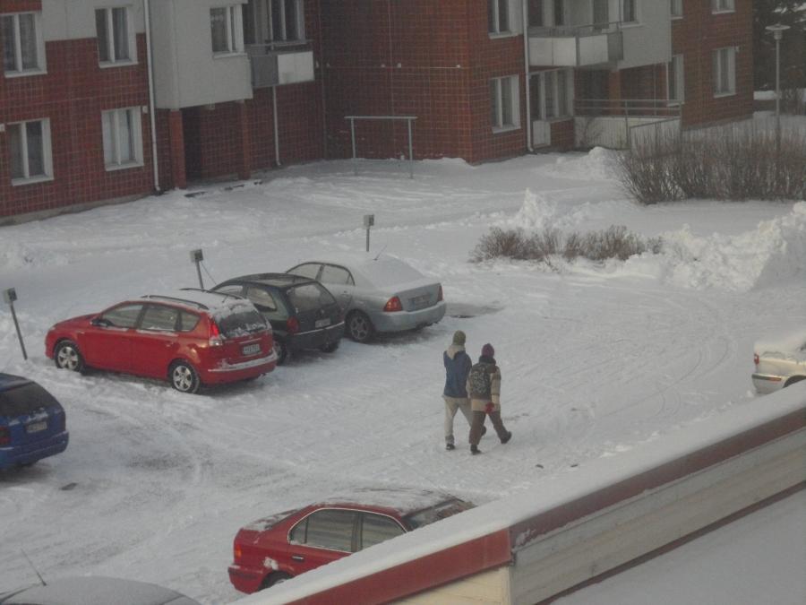 Love in Finland